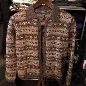 Lauren Ralph Lauren Lambswool sweater